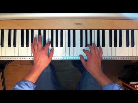 Pentatonic scales for improvisation - piano tutorial