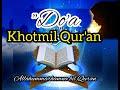Download Allahummarhamna bil Quran - Do'a Khotmil Qur'an (Rijal Vertizone) Lyric MP3,3GP,MP4