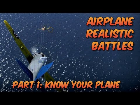 WT - Air Realistic Battles Intro Part 1 - Know your plane