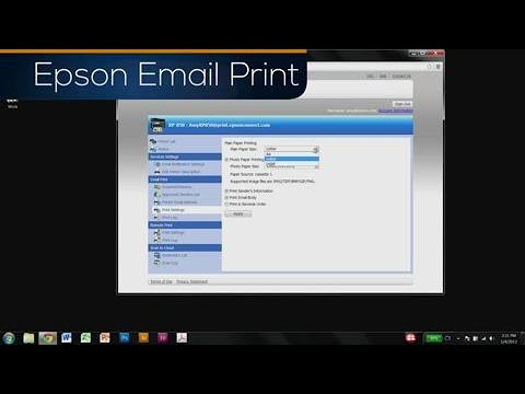 Epson Email Print | Print From Any Device, Anywhere