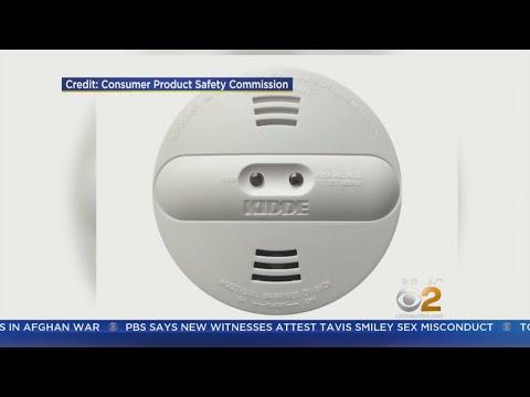 Manufacturer Kidde Recalls Half Million Smoke Alarms