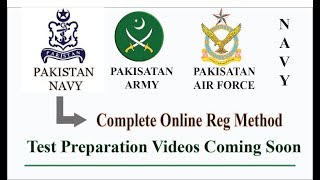 6:45) How To Online Registration In Pak Navy Video - PlayKindle org