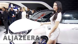 Chinese automakers eye US market