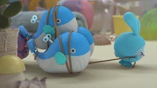 Download Малышарики - новые серии - Три кита (148 серия) Развивающие мультики для самых маленьких Video