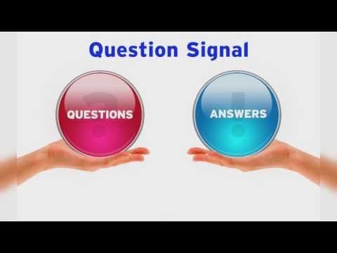 Question and Answer Website - Question Signal