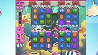 Candy Crush Saga Level 2103  Dumb Luck Only