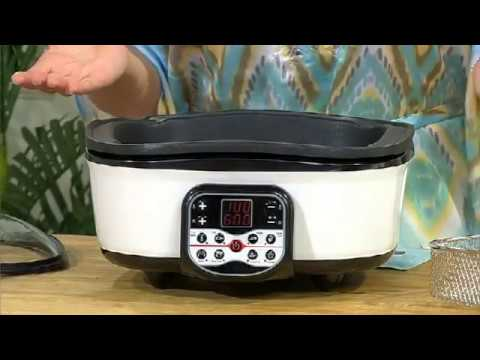 Innovations Multi Cooking Appliance