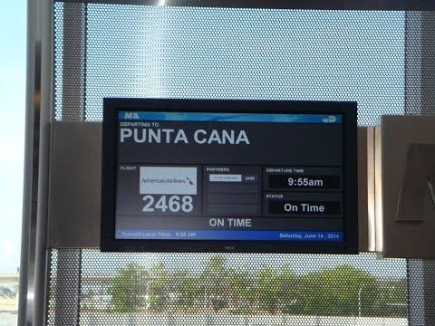 Be Live Collection Punta Cana. Departing from Miami Inter. Airport.