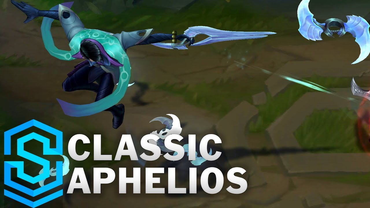 Classic Aphelios, the Weapon of the Faithful - Ability Preview - League of Legends