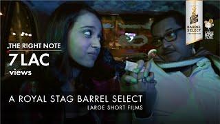The Right Note | Tiku Tulsania & Swara Bhaskar | Royal Stag Barrel Select Large Short Films