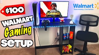 I Built a Cheap Walmart Gaming Setup With a $100 Budget - Very Economical | Nextraker