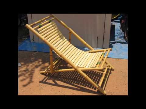 Bamboo furniture from Vietnam