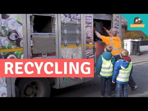 Recycling for Kids - Recycling Facts - Bryson Recycling Centre - Why is Recycling Important?