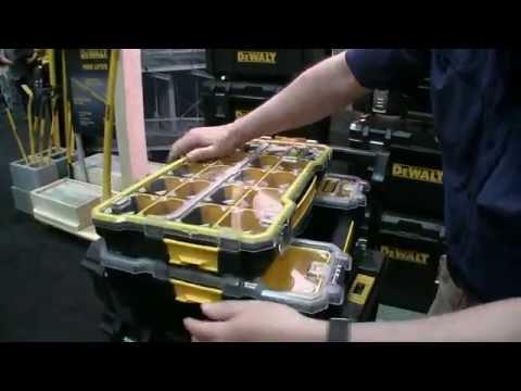 New Storage Options from DeWalt