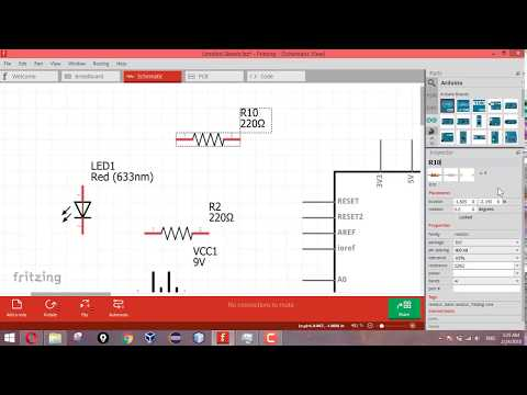 What is schematic?