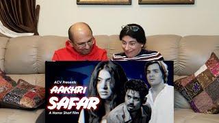 AAKHRI SAFAR | Ashish Chanchlani | Ft. Akshata Sonawane & Deepak Sampat | American Indians REACTION!