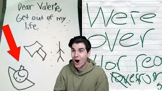 THE FUNNIEST KID BREAK UP LETTERS!!