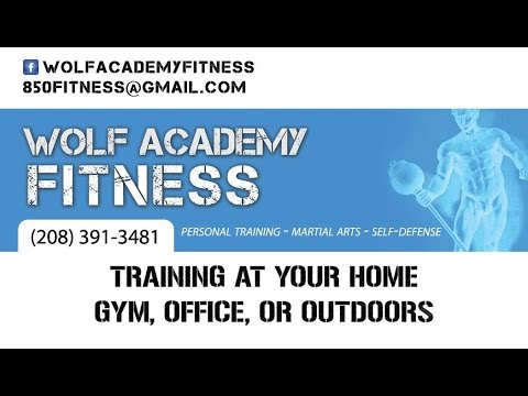 Macklemore Wolf Academy Fitness in Boise Idaho Personal Training