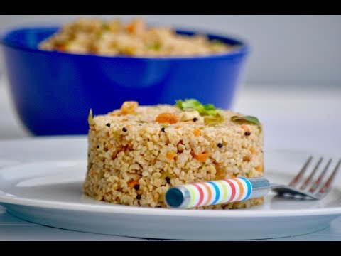 Broken Wheat Uppuma /Sooji Gothambu /Gothambu Nurukku Uppumavu In Pressure Cooker /Recipe no 149