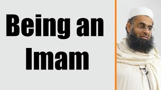 The Way Ahead | Being an Imam | Mufti Abdur-Rahman ibn Yusuf
