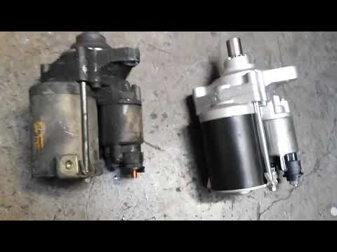 00 Honda Acccord EX 4dr 2.3L / Starter replacement