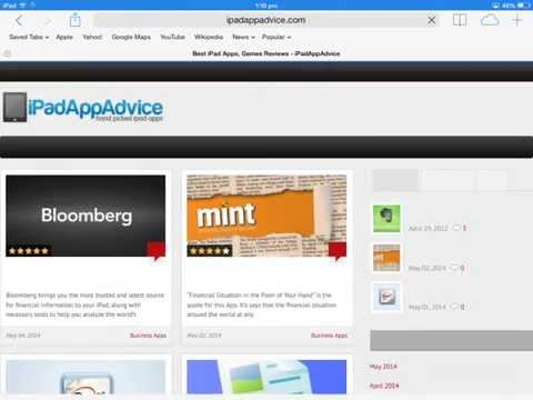 iPadAppAdvice - Best iPad Apps Reviews, Games and Tutorials