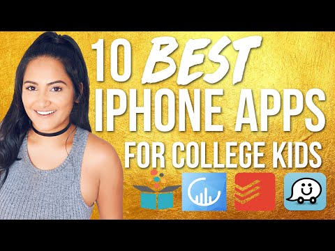 10 BEST IPHONE APPS FOR COLLEGE STUDENTS