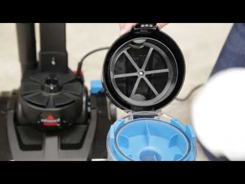 What to do if PowerForce Compact has No or Low Suction | BISSELL