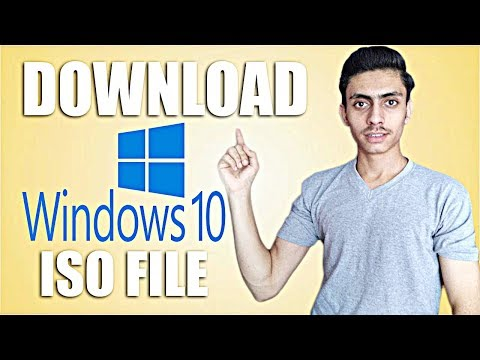 Download Microsoft Windows 10 ISO File In 2017
