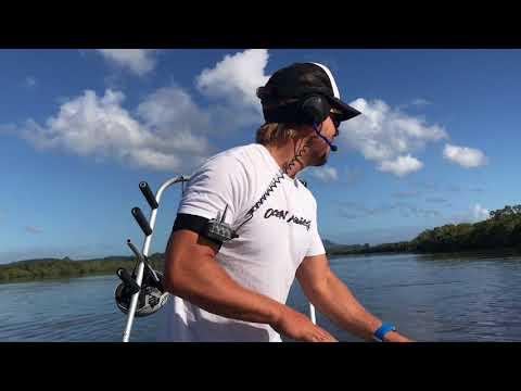 Foil boarding Sunshine coast. Learn how to Hydro foil.