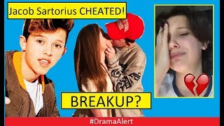 Jacob Sartorius CHEATED on Millie Bobby Brown? #DramaAlert Justin Bieber Chilling with YouTuber!