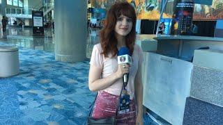 Live: Disney's D23 on Day 2 (part 2): Main Floor & Vendors!