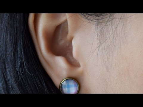 Make Cute Checkered Stud Earrings - DIY Style - Guidecentral