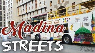 Madina Shopping Streets and Food