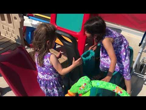 Fun Little Slide - Sesame Street Tool Play Set