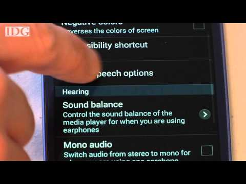 TechTip: Changing the voice your Android phone uses for navigation