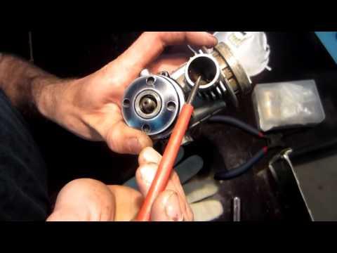 CMB 91 RS Boca Bearings replacement