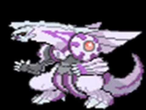 Pokemon Dimond/Pearl Spear Pillar Music
