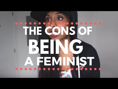 The Cons Of Being A Feminist
