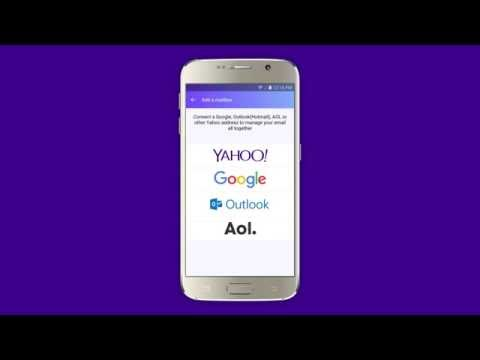 Stay Organized with Yahoo Mail for Android