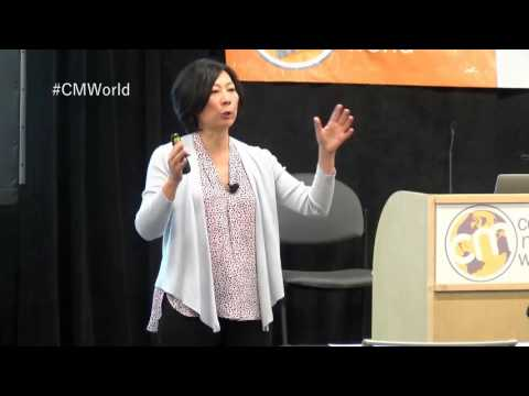 #CMWorld 2016 - How to Build a Global Content Marketing Team - Pam Didner