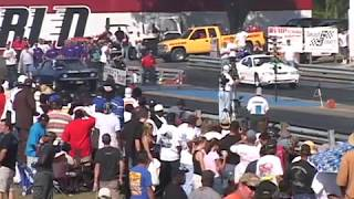 10 BRUTAL Drag Racing CRASHES - And They Walked Away