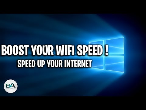 How to boost your WIFI signal !