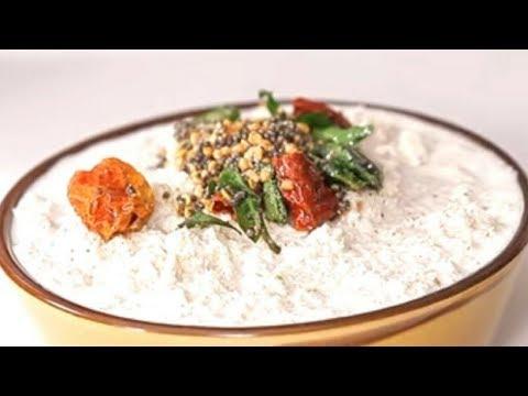 Coconut Chutney Recipe in Tamil - Thengai Chutney By Preetha - White Chutney for Dosa