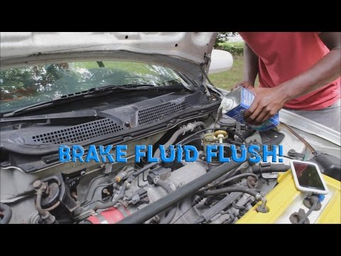 Project Integra Track Car Prep Part 3- Changing The Brake Fluid