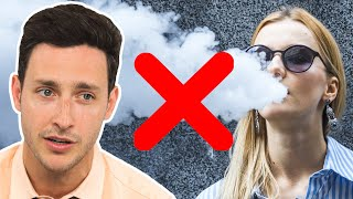 STOP Saying Vaping is Safe! | My Update On Vaping | Wednesday Checkup