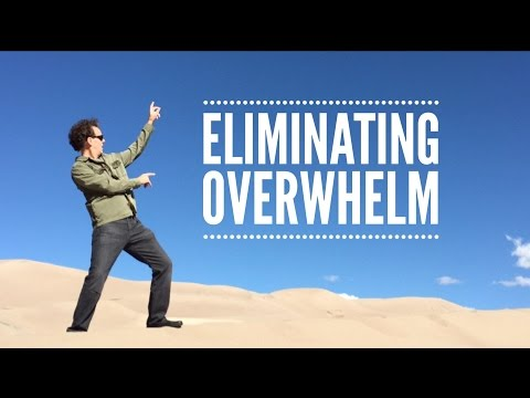Eliminating Overwhelm: Saying No To 1000 Things (Steve Jobs)