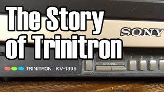 Trinitron: Sony