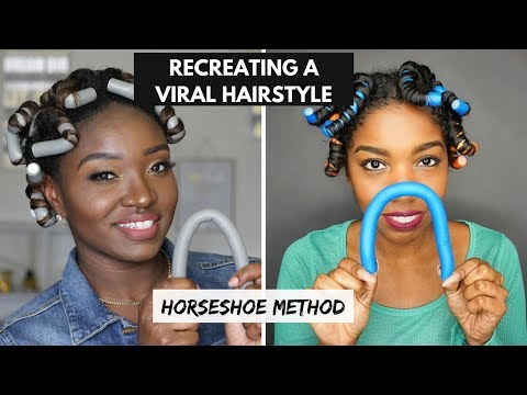 HorseShoe Method- Flexi Rod Set | Recreating Viral Video
