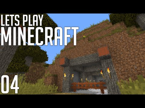 Let's Play Minecraft: Base Ruins! (Episode 4)